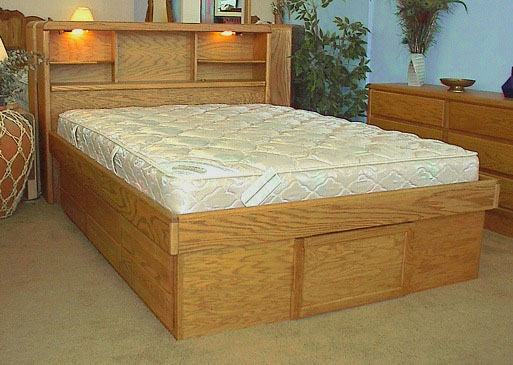 Does A Queen Size Mattress Fit Inside A Waterbed Frame