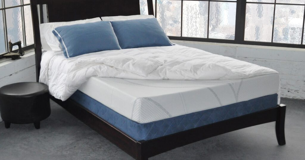 Consider This Foam Mattress When Buying A Mattress & Boxspring For The Spare Bedroom.