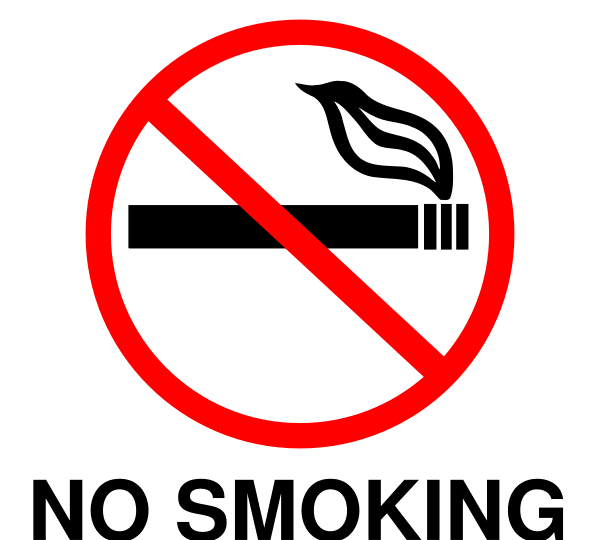 Please No Smoking By Your Child's Crib