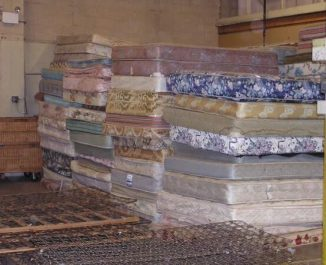 Recycle used mattresses In St. Louis