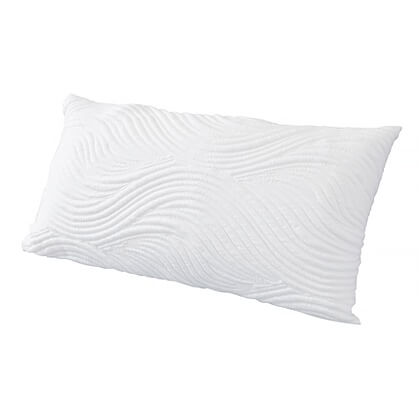 Active Fusion Low Profile Pillow By Pure Talalay Bliss