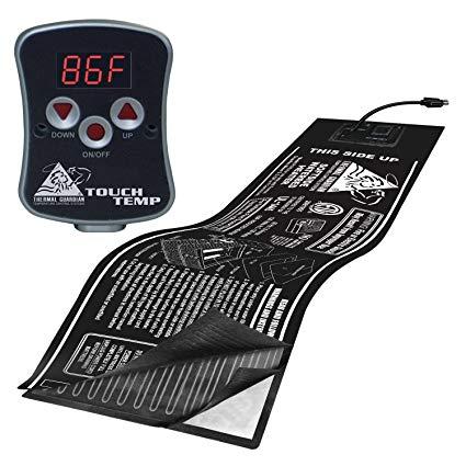 Low Watt Softside Waterbed Mattress Heater
