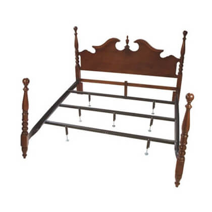 K 80 8-18 Hook In Headboard & Footboard Steel Bed Frame (king)
