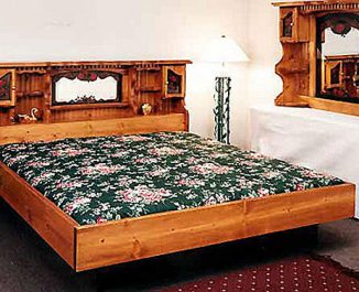 Ways To Recycle Your Old Wood Waterbed Frame