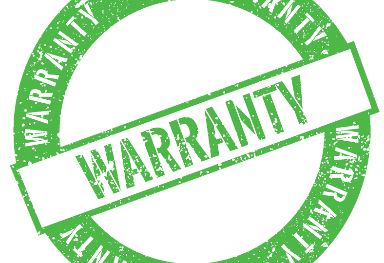 Prorated Versus Non-provided Mattress Warranty