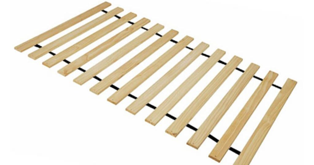 Slat Pack Substitute For Beds