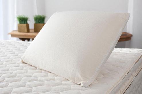 Organic Soap Shape Latex Pillow