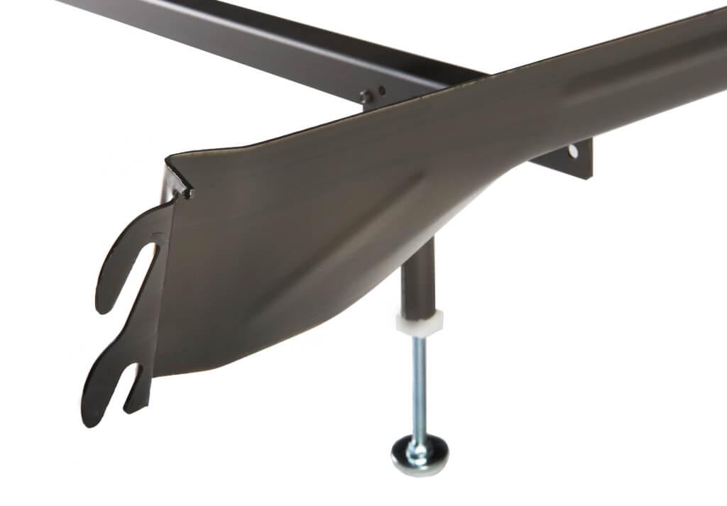 63cswb Hook In Steel Waterbed Frame Queen
