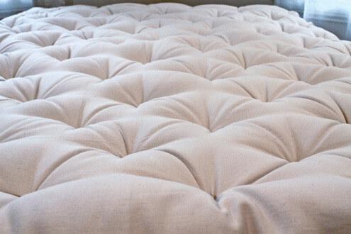 Pastoral Organic Wool Mattress California King STLBeds