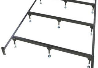 Bed frames for custom mattresses