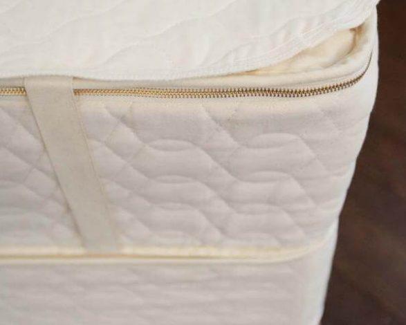 Certified Organic Cotton Mattress Pad
