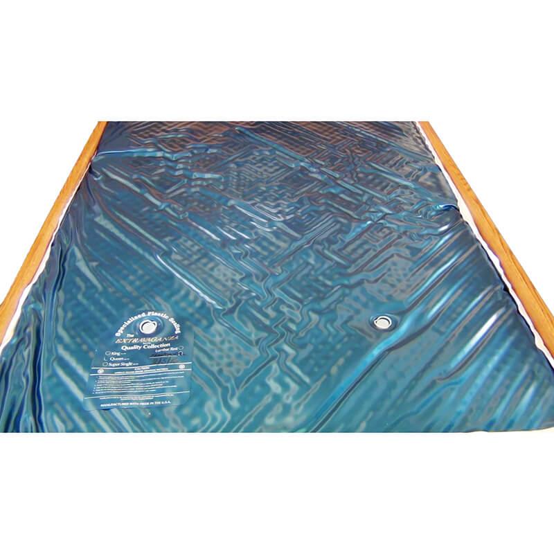Geneva Plush Hardside Waterbed Cover Super Single