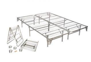 Space Saver Metal Bed Base