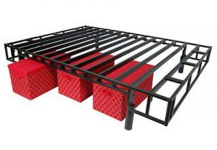1″ Coir Pad Bed Rug