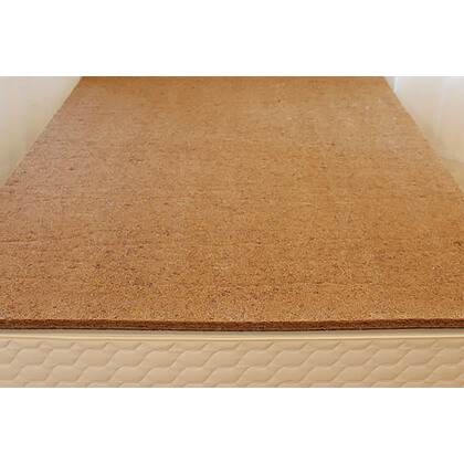 1 Quot Coir Pad Bed Rug Stlbeds