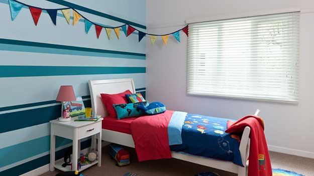 Color Schemes That Encourage A Child's Rest
