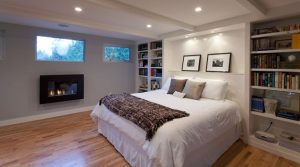 fireplace-basement-bedroom