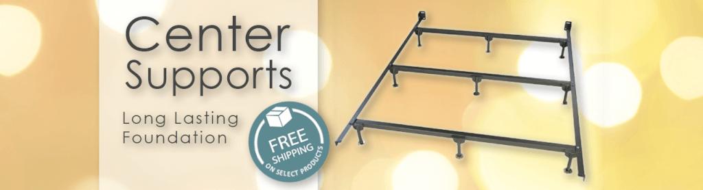 Center Support Slider