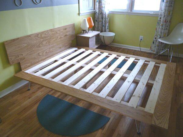 Building Your Own Bed Frame Getting Started