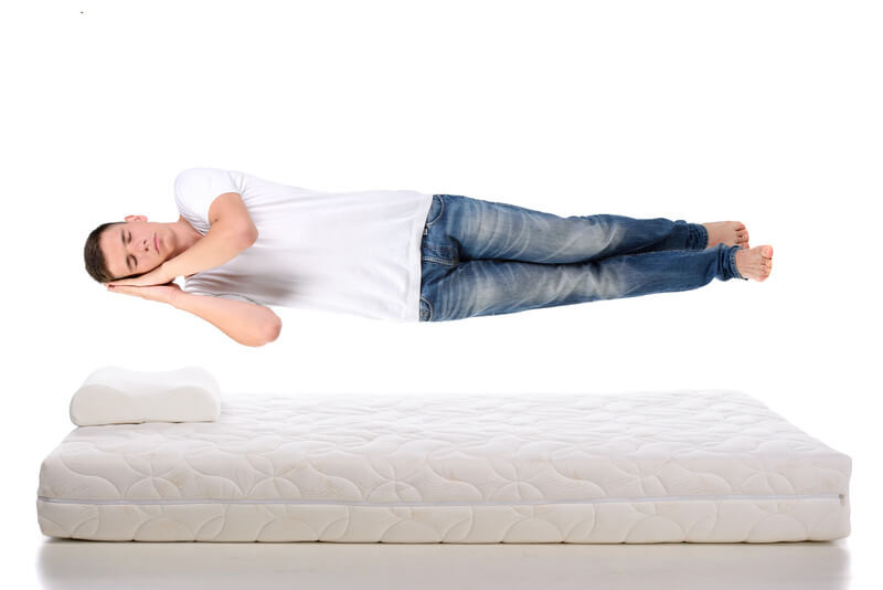 """The """"one Size Fits Everyone"""" Mattress Lie"""