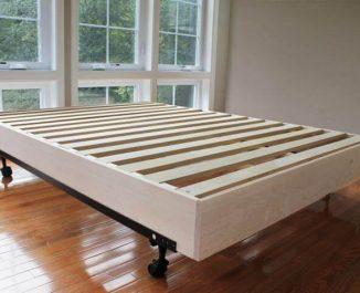 Platform Bed Foundation California King
