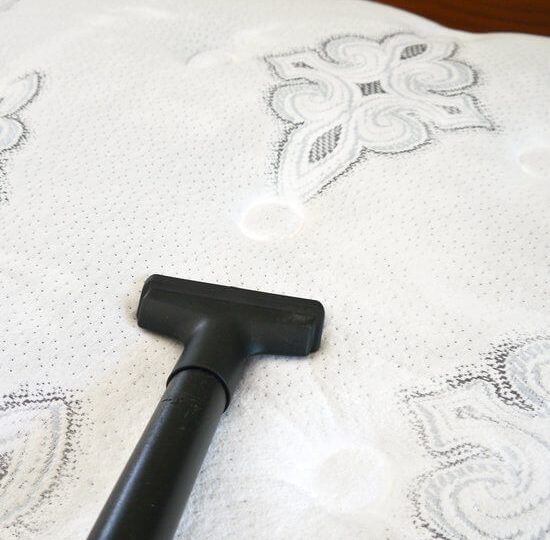 Why, When, And How To Clean Your Mattress