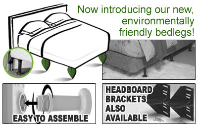 Versalegs Bed Frame Alternative