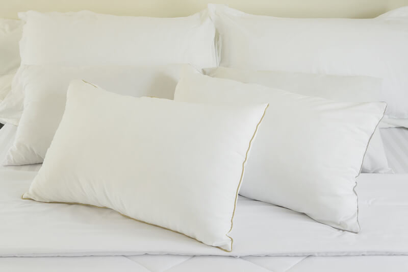 5 Types Of Pillows Made With Your Specific Needs In Mind