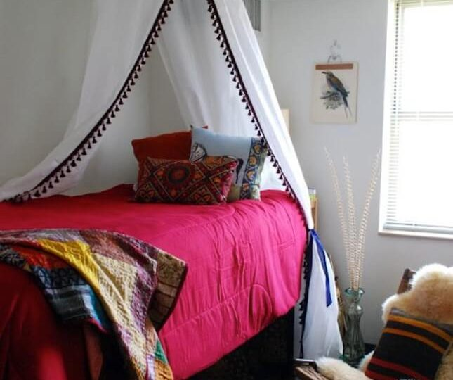 Buying A Mattress For Your Dorm Room & Tips For Saving Space
