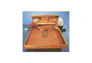 Super Heavy Duty Stand-up Safety Liner 12 Mil