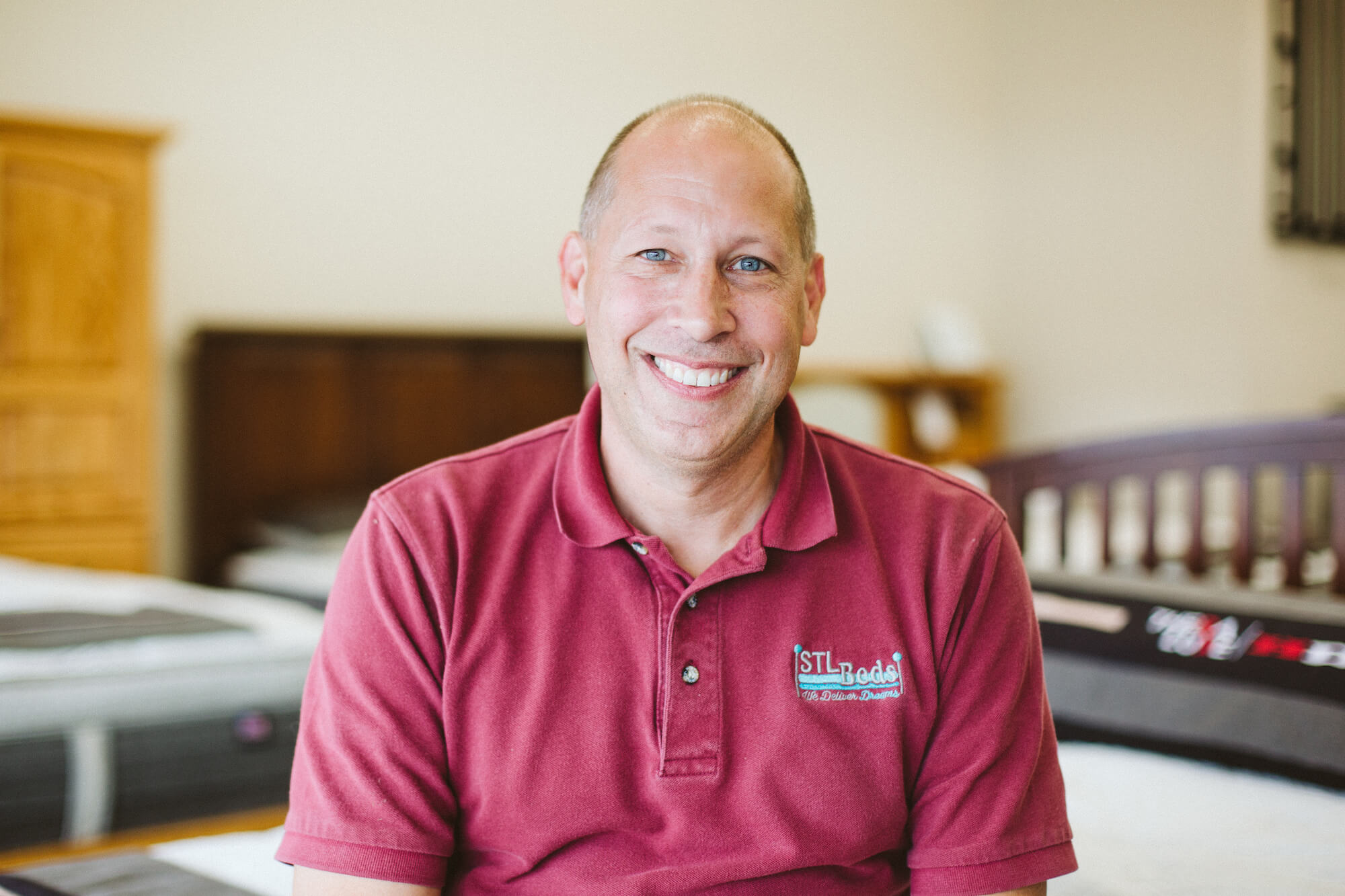 Doug Belleville is the owner at STL Beds in St. Louis, MO
