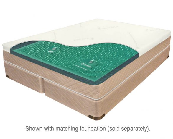 Perfections Sleep System Cutawayf