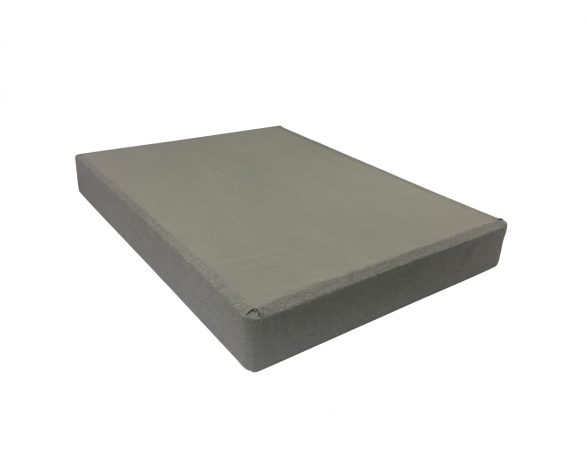 Quick Assemble Foundation Box Spring 8.25 Inch High Profile