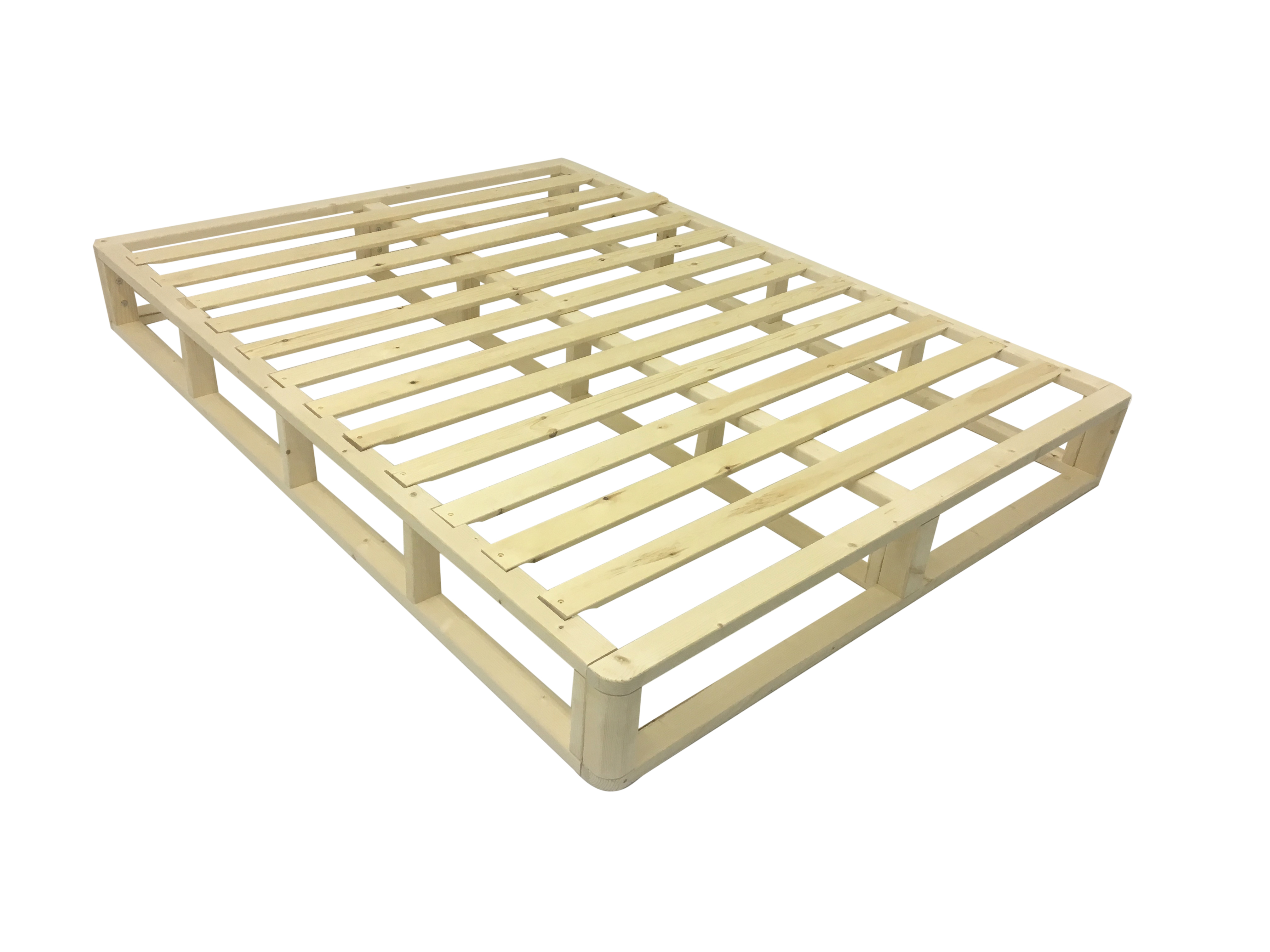 Quick Amp Easy To Assemble Foundation Box Spring Split Queen