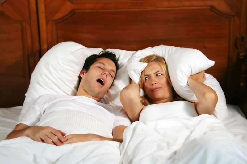 4 Sleeping Positions That Will Keep You From Snoring