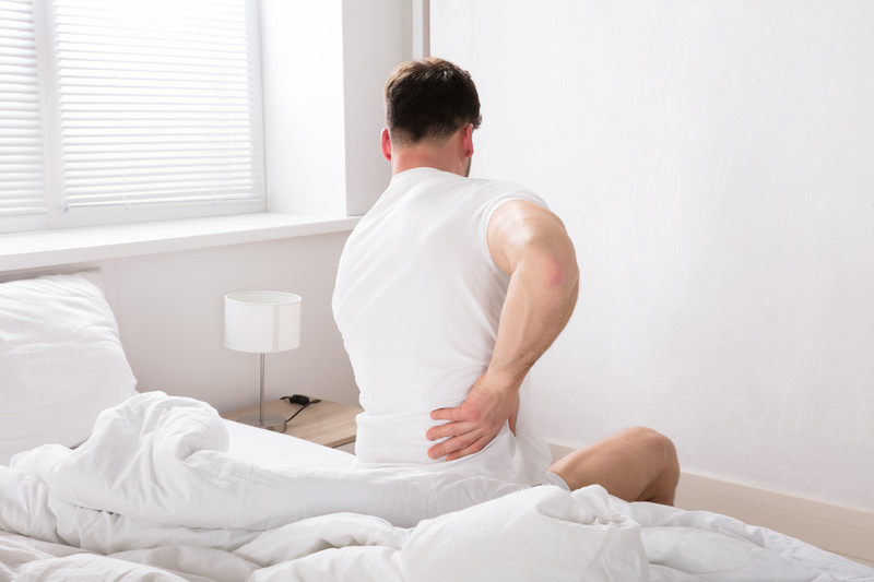 Is Sleeping On A Waterbed Bad For Your Spine?