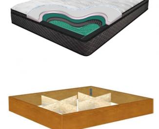 Hardside Waterbed Mattress Vs. Softside Waterbed Mattress