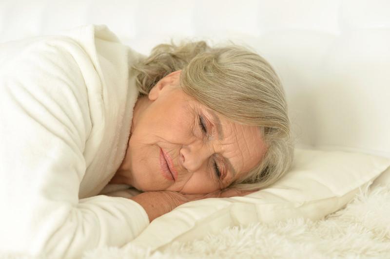 Senior Citizen's Sleep