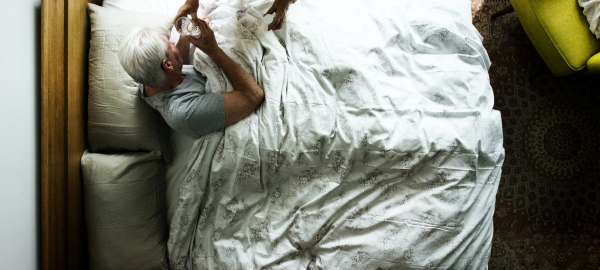 Aging Parent Is Having Trouble Getting Out of Bed