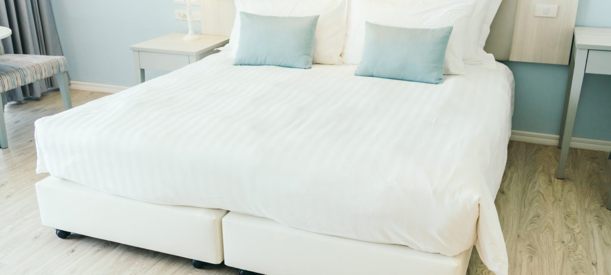 Mattresses that make it hard to turn over.